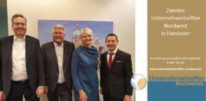 Zweites Unternehmertreffen Nordwest Hannover
