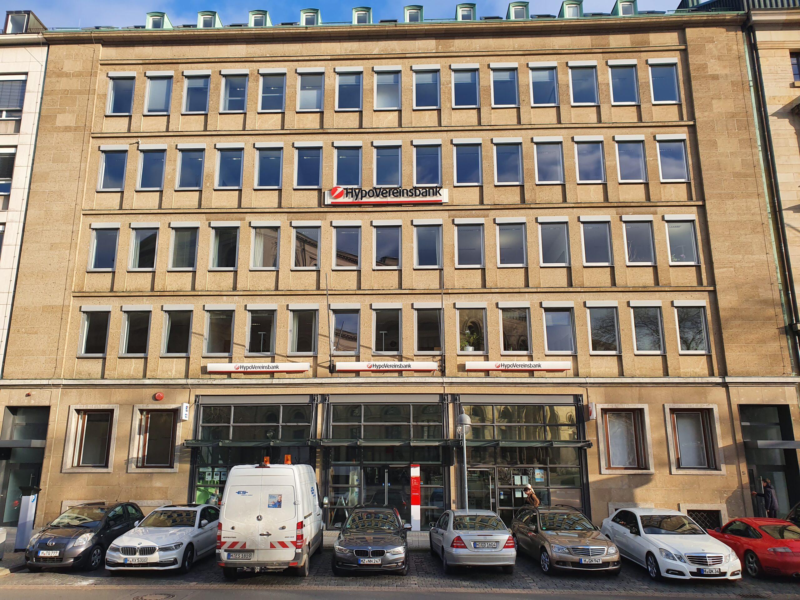 Unternehmertreffen Nordwest Hannover Hypovereinsbank