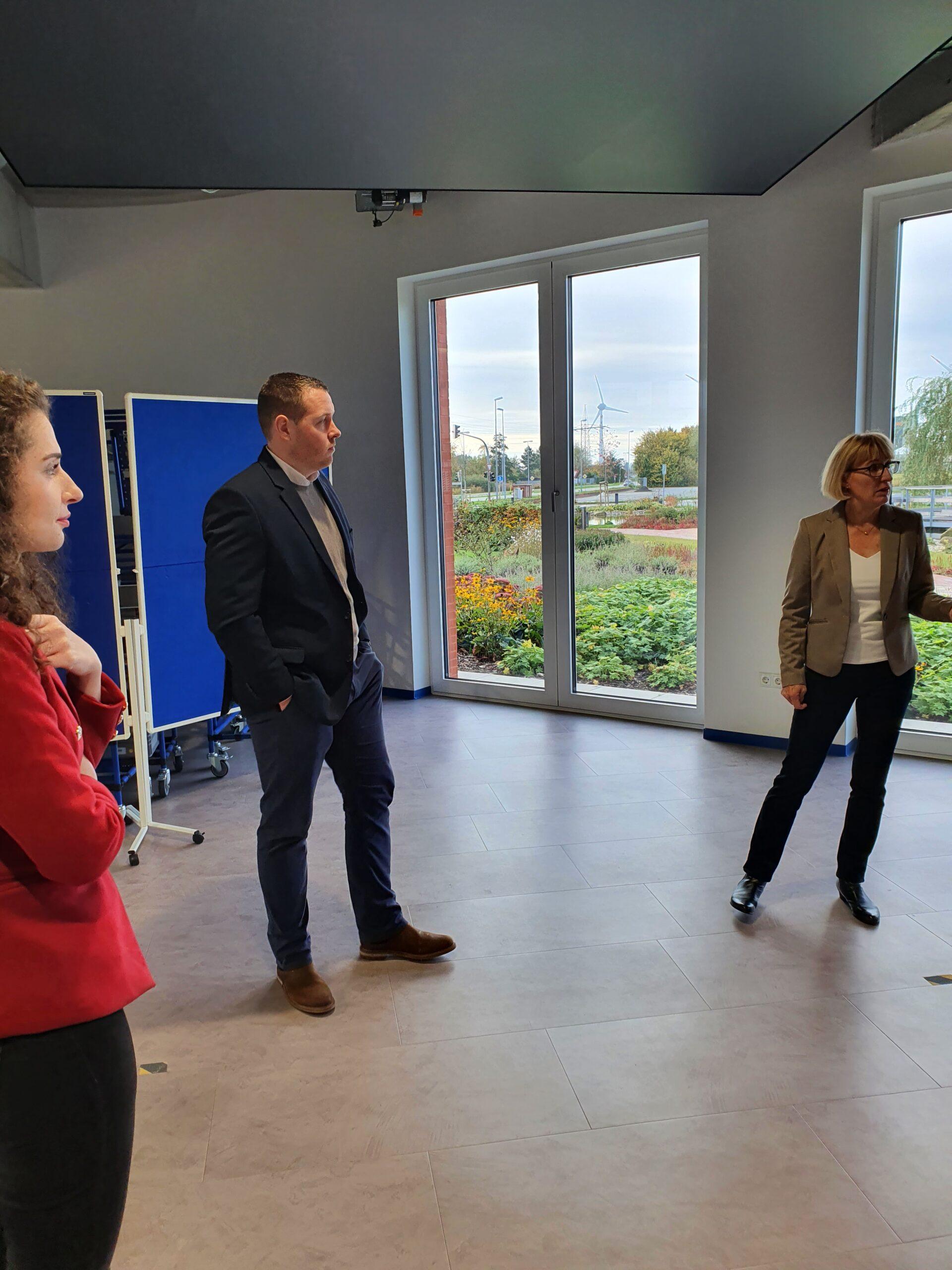 Unternehmertreffen Nordwest Emden Verantwortliche 2