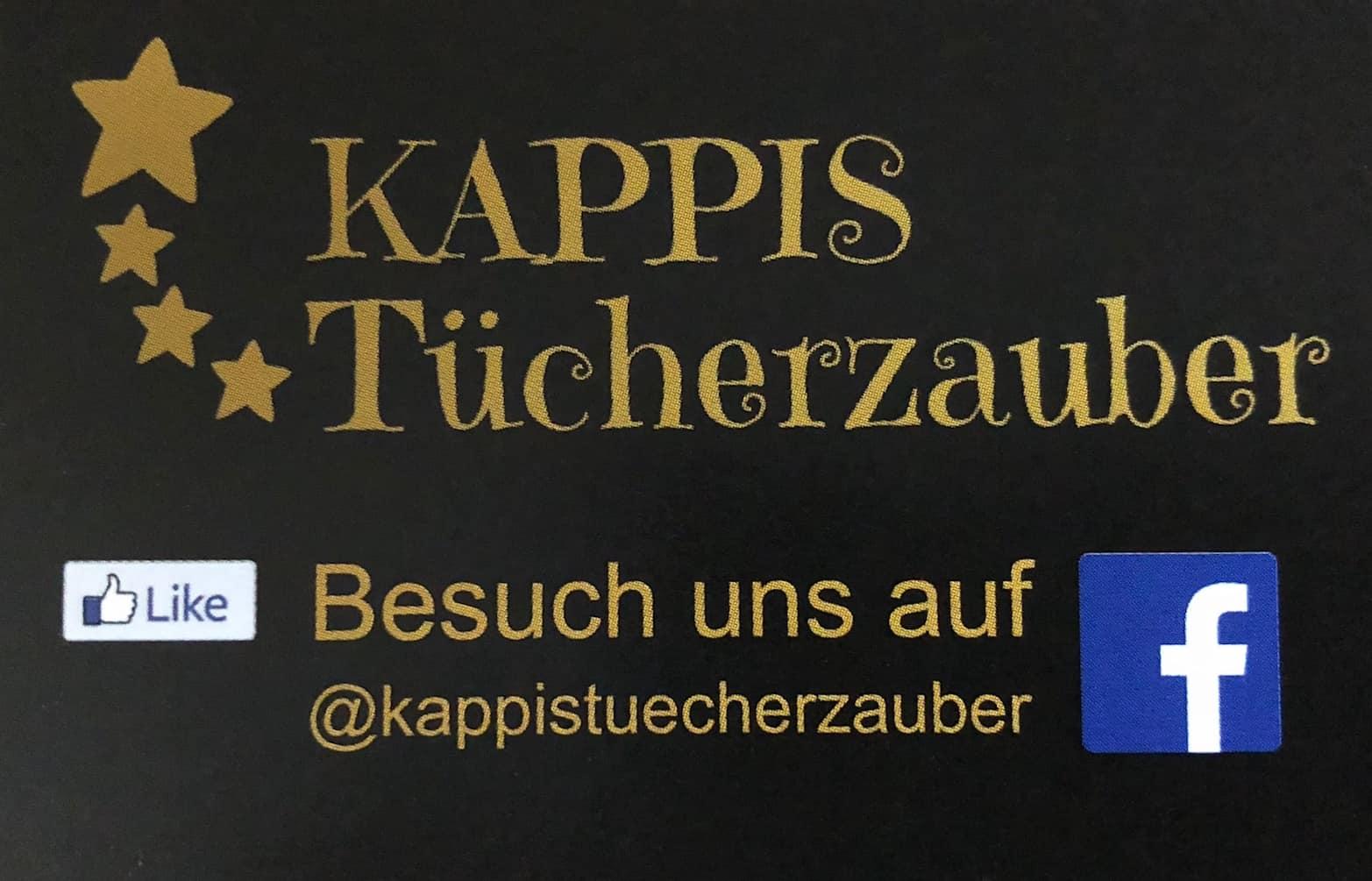 Unternehmertreffen Nordwest Logo Kappis Tücherzauber