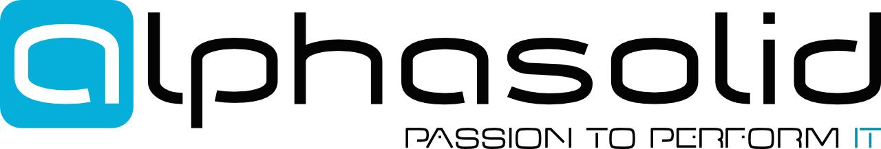 Unternehmertreffen Nordwest Logo Alphasolid