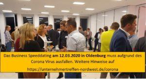 Ausfall Oldenburg