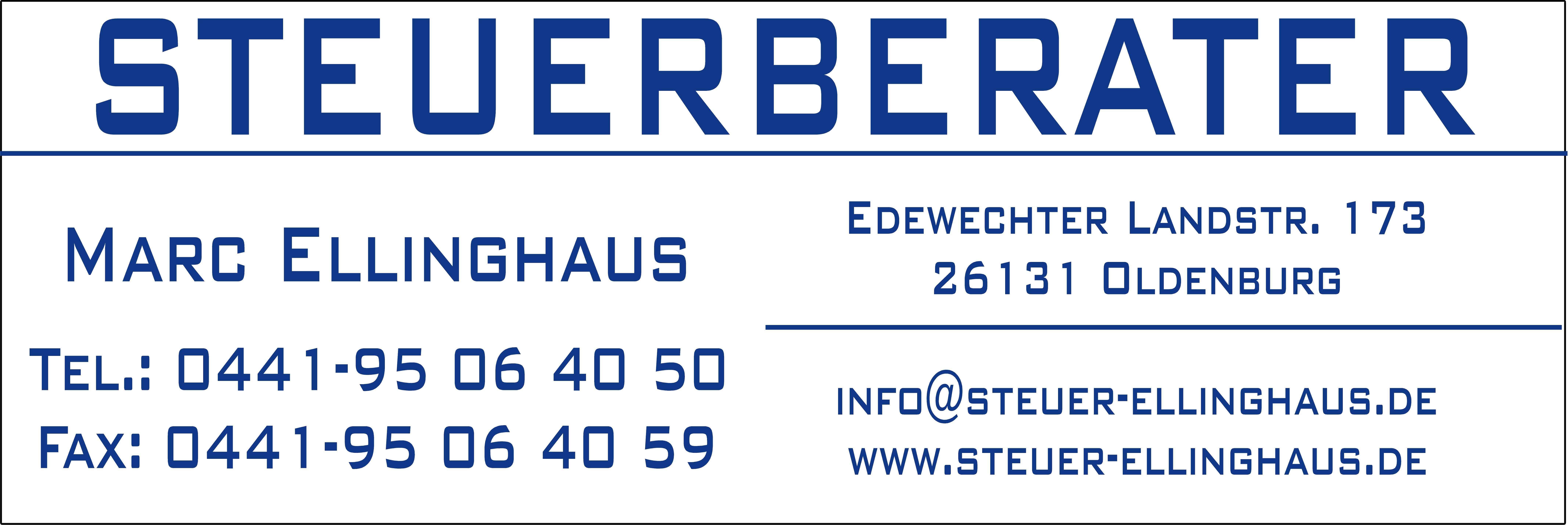 Unternehmertreffen Nordwest Logo Steuerberatung Ellinghaus