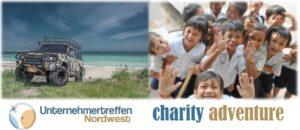 Unternehmertreffen Nordwest Veranstaltung Charity adventure