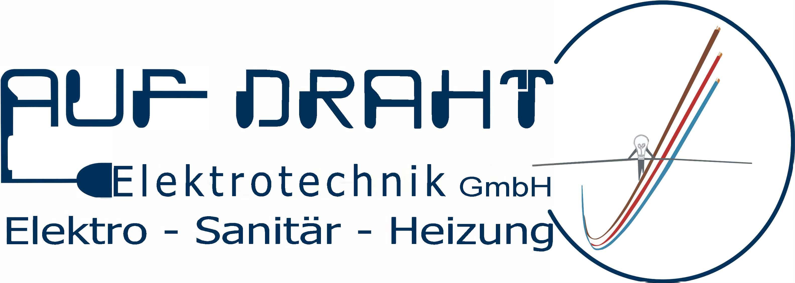 Unternehmertreffen Nordwest Logo Auf Draht Elektrotechnik