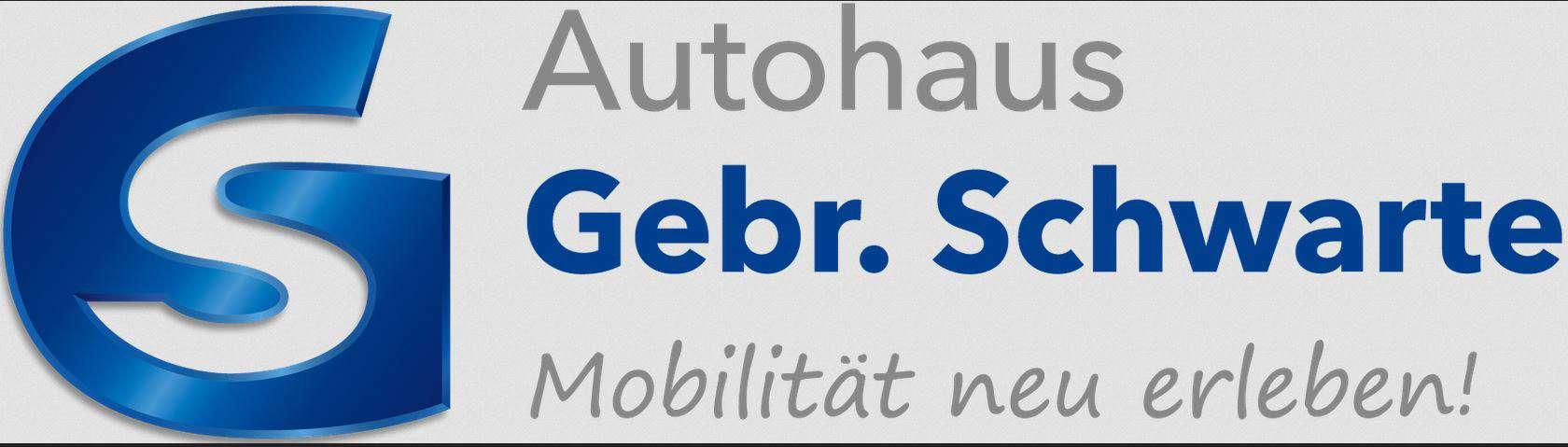 Unternehmertreffen Nordwest Logo Autohaus Gebr. Schwarte Leer