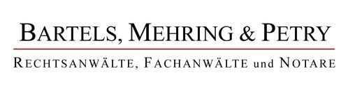 Unternehmertreffen Nordwest Logo Bartels Mehring Petry