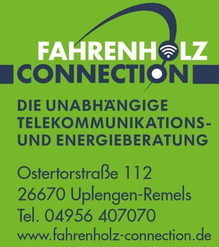 Unternehmertreffen Nordwest Logo Fahrenholz Connection
