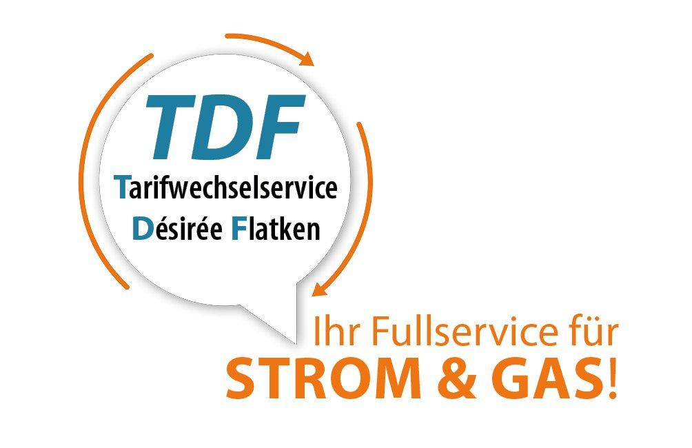 Unternehmertreffen Nordwest Logo TDF Flatken
