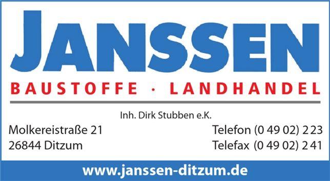 Unternehmertreffen Nordwest Logo Janssen Ditzum