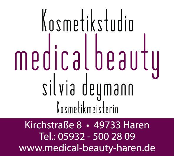 Unternehmertreffen Nordwest Logo medical beauty