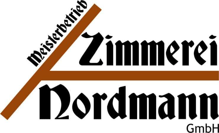 Unternehmertreffen Nordwest Logo Zimmerei Nordmann
