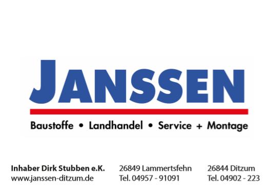 Unternehmertreffen Nordwest Logo Theodor Janssen Baustoffe