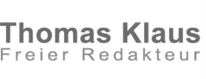 Unternehmertreffen Nordwest Logo Thomas Klaus Freier Redakteur Redaktionsbüro