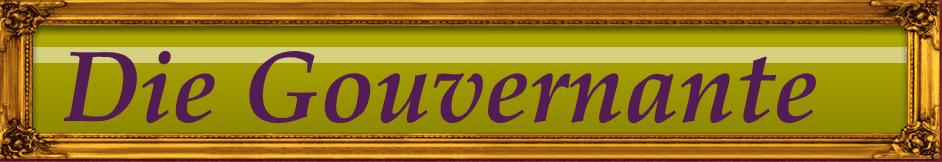 Unternehmertreffen Nordwest Logo die Gouvernante