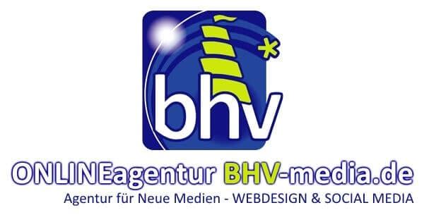 Unternehmertreffen Nordwest Logo ONLINEagentur BHV-media