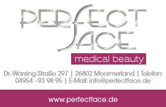 Unternehmertreffen Nordwest Logo Kosmetikstudio Perfect Face