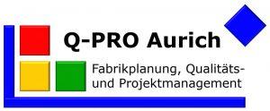 Unternehmertreffen Nordwest Logo Q-PRO Aurich
