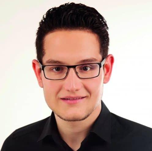 Dominik Korporal - Geschäftsführer
