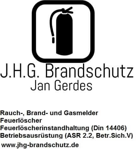 Unternehmertreffen Nordwest Logo JHG Brandschutz