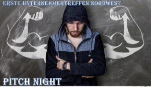 Unternehmertreffen Nordwest Pitch Night
