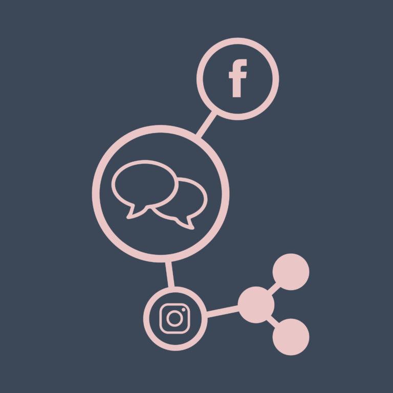 Unternehmertreffen social Medie