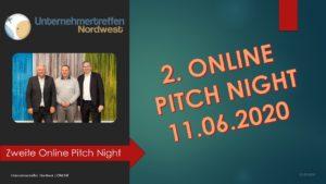 Unternehmertreffen Pitch Night 2
